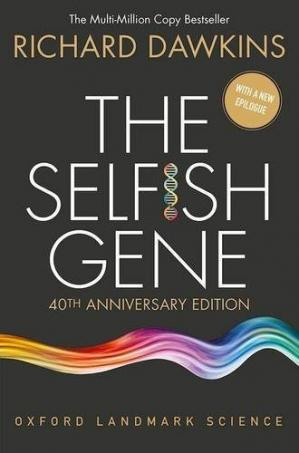书籍封面 The Selfish Gene