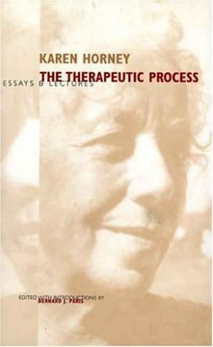 Book cover The Therapeutic Process: Essays and Lectures