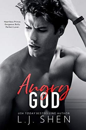 Book cover Angry God
