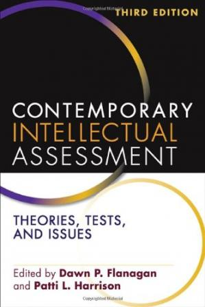 Copertina Contemporary Intellectual Assessment: Theories, Tests, and Issues