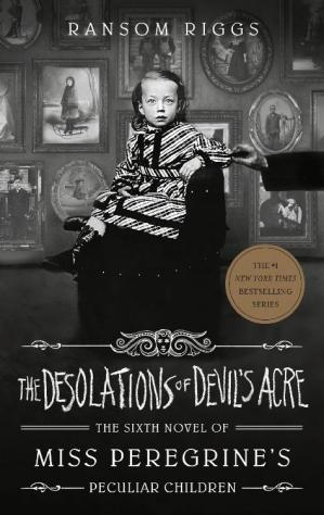 Book cover The Desolations of Devil's Acre