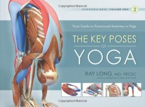 书籍封面 Scientific Keys, Volume 2: The Key Poses of Yoga