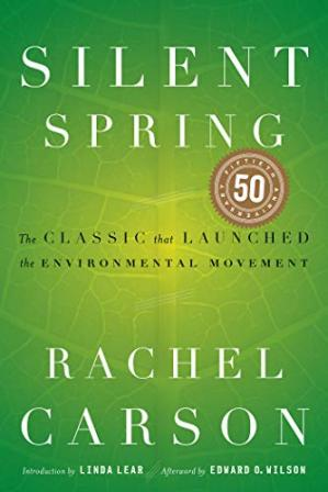Book cover Silent Spring (50th Anniversary Edition) new PDF