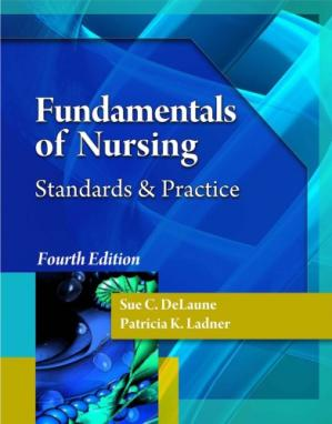 Book cover Fundamentals of Nursing: Standards and Practice