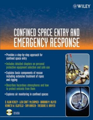 Copertina Confined Space Entry and Emergency Response
