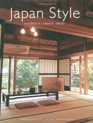 Book cover Japan Style: Architecture Interiors Design