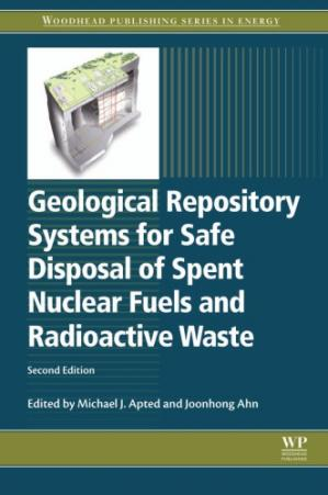 表紙 Geological repository systems for safe disposal of spent nuclear fuels and radioactive waste