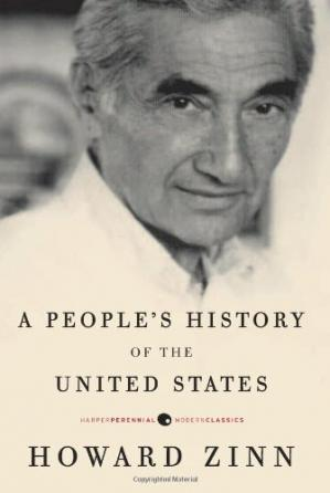 Book cover People's History of the United States
