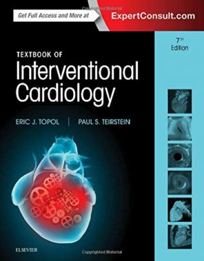 Book cover Textbook of Interventional Cardiology