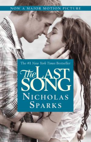 Book cover The Last Song