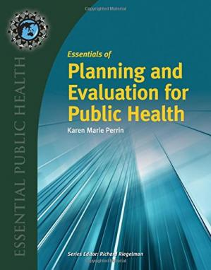 Book cover Essentials of Planning and Evaluation for Public Health