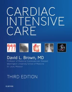 Portada del libro Cardiac Intensive Care
