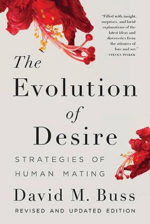Book cover The Evolution of Desire: Strategies of Human Mating