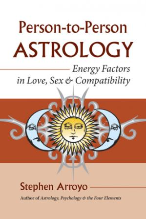 Buchdeckel Person to person Astrology