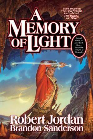Portada del libro Jordan, Robert - Wheel Of Time 14 - A Memory of Light