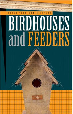 Book cover How to Build Birdhouses & Feeders
