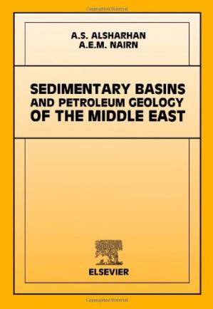 Portada del libro Sedimentary Basins and Petroleum Geology of the Middle East
