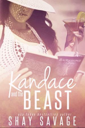 Book cover Kandace and the Beast