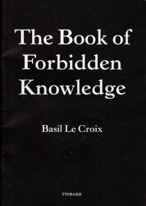 Book cover The Book of Forbidden Knowledge