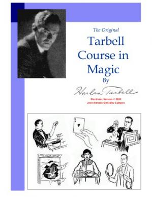 Buchdeckel The Original Course in Magic of Harlan Tarbell
