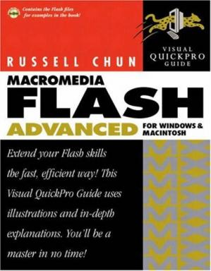 Book cover Macromedia Flash MX Advanced