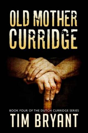 A capa do livro Old Mother Curridge