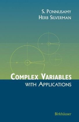 Book cover Complex Variables with Applications