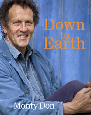 Book cover Down to earth: gardening wisdom