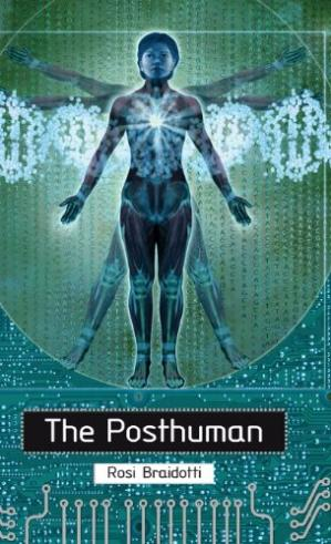 Book cover The Posthuman