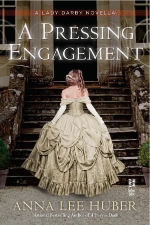 Book cover A Pressing Engagement