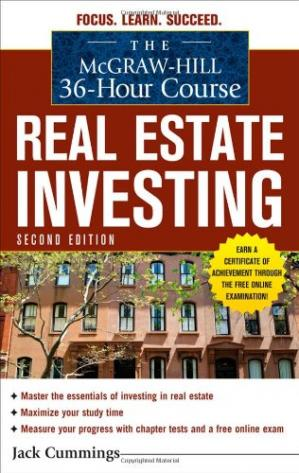Copertina The McGraw-Hill 36-Hour Course: Real Estate Investment, Second Edition (McGraw-Hill 36-Hour Courses)