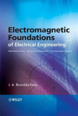 Book cover Electromagnetic Foundations of Electrical Engineering