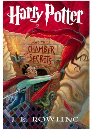 पुस्तक कवर (Book 2) Harry Potter and the Chamber of Secrets