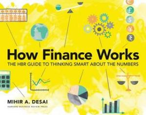 Book cover How Finance Works: The HBR Guide to Thinking Smart about the Numbers