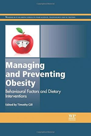 Book cover Managing and Preventing Obesity: Behavioural Factors and Dietary Interventions