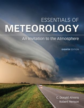 Book cover Essentials of Meteorology: An Invitation to the Atmosphere