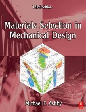 书籍封面 Materials Selection in Mechanical Design