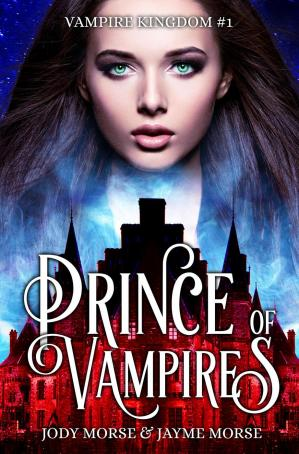 Book cover Prince of Vampires