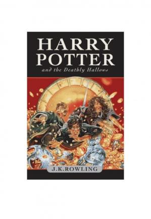 Book cover Rowling, J. K. -7-.Harry.Potter.and.the.Deathly.Hallows