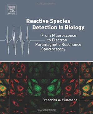 Copertina Reactive Species Detection in Biology. From Fluorescence to Electron Paramagnetic Resonance Spectroscopy