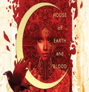 Book cover House of Earth and Blood (Crescent City)