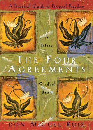 Book cover The Four Agreements