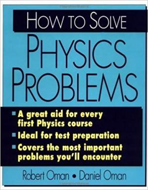 La couverture du livre How to Solve Physics Problems
