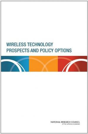 Book cover Wireless Technology Prospects and Policy Options