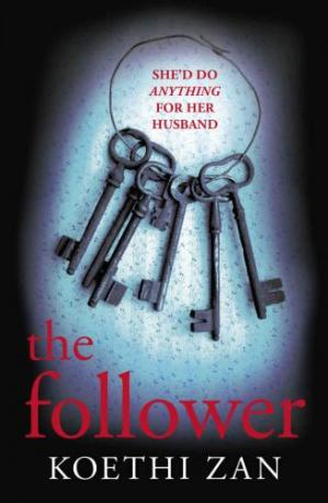 Book cover The Follower
