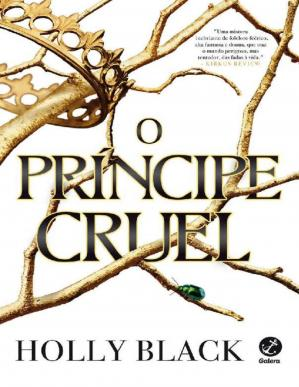 Book cover O Príncipe Cruel (O Povo do Ar #1)
