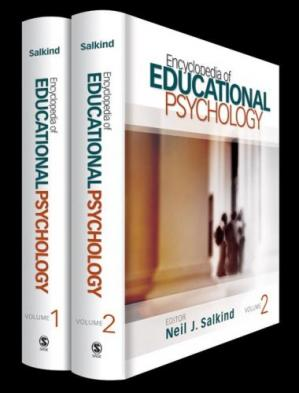 A capa do livro Encyclopedia of Educational Psychology (2 Volume Set)
