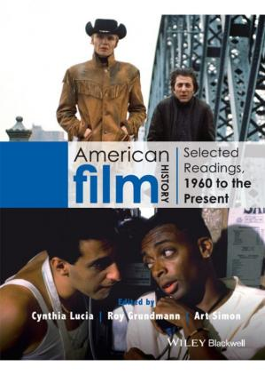 Portada del libro American Film History: Selected Readings, 1960 to the Present