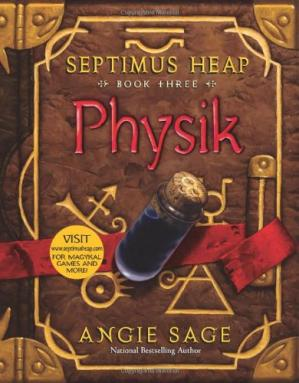 Book cover Physik (Septimus Heap, Book 3)
