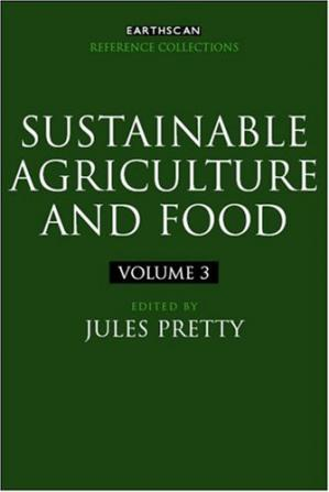 Book cover Sustainable Agriculture and Food